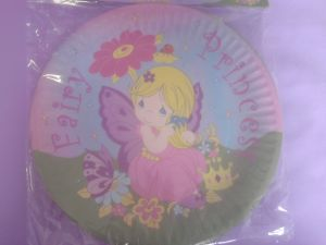 Discontinued - Fairy  Party Range - Plates